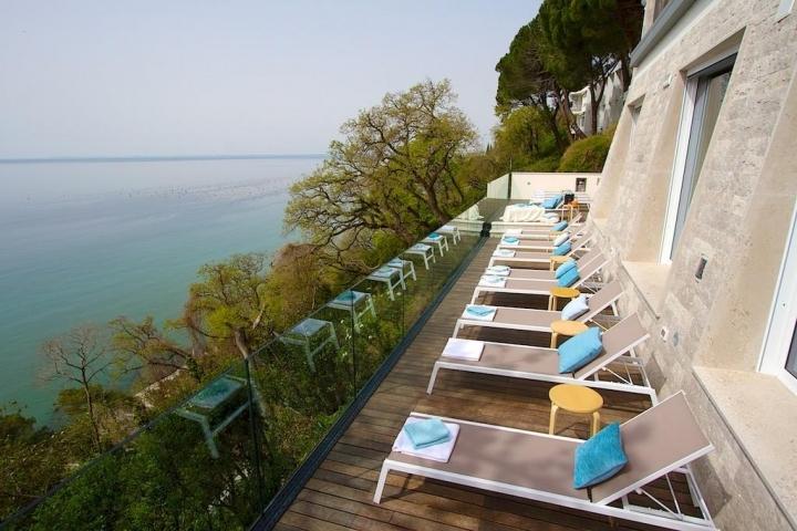 Capodanno Hotel Riviera Maximilian Trieste Foto