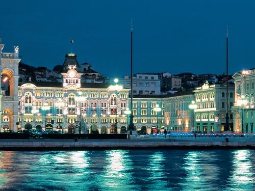 Trieste Turismo monumenti