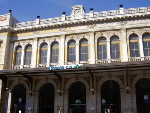 stazione treni Trieste