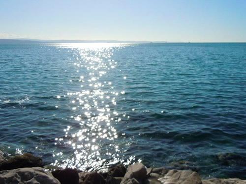 mare spiagge lidi marina trieste foto