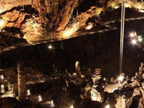 grotta gigante trieste foto